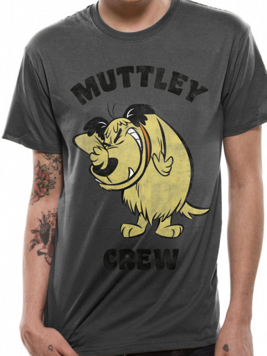 Muttley Crew - Wacky Races