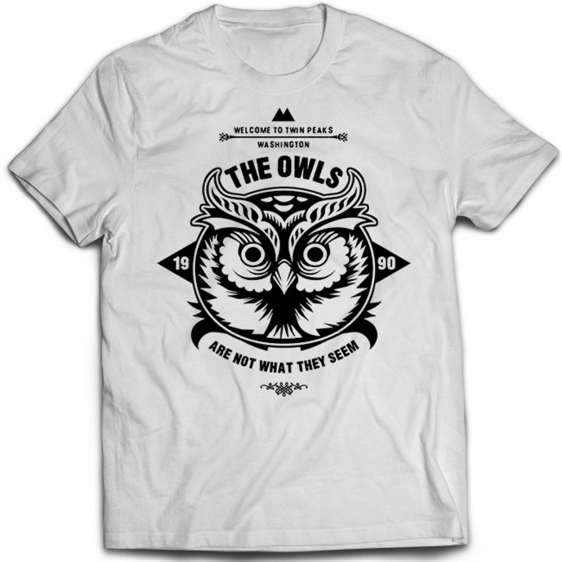 The Owls Are Not What They Seem 1