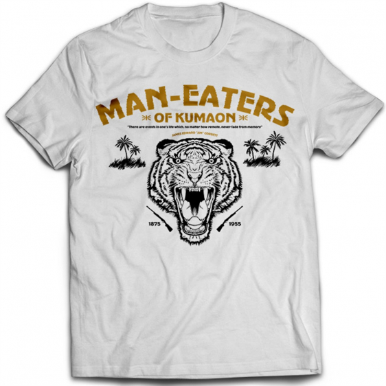 Man-Eaters Of Kumaon 1