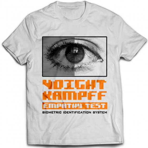 Voight-Kampff Empathy Test 1