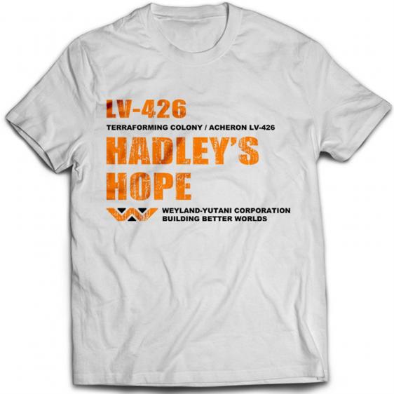 LV-426 Hadley's Hope 1