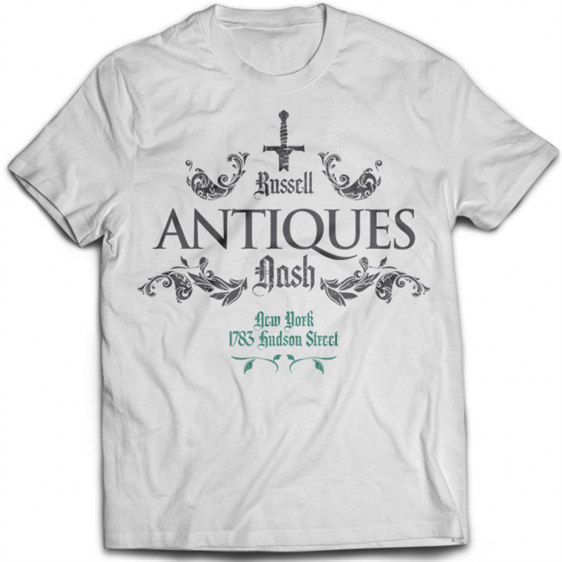 Russell Nash Antiques 1