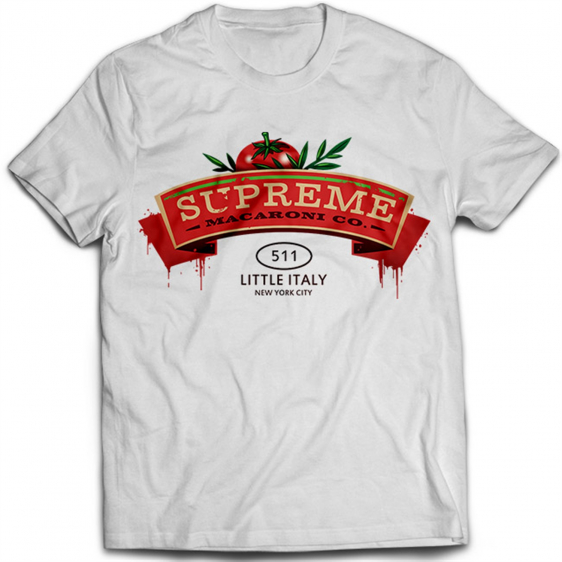 The Supreme Macaroni Company 1