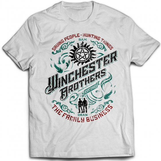 Winchester Brothers 1