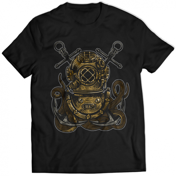 Diver Octopus 1