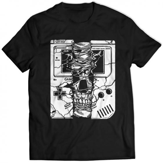 Gameboy Skull 1