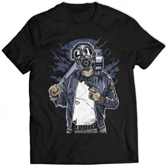 Gas Mask Bastard 1