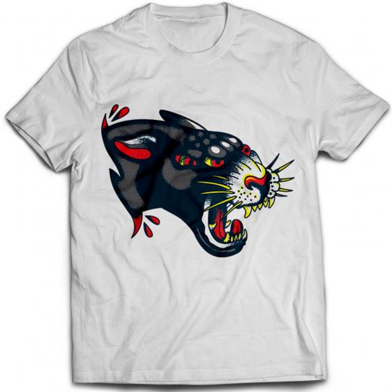 Tattoo Black Puma 1