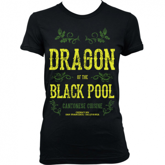 Dragon Of The Black Pool 2