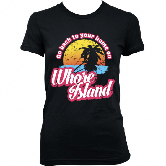 Whore Island 2