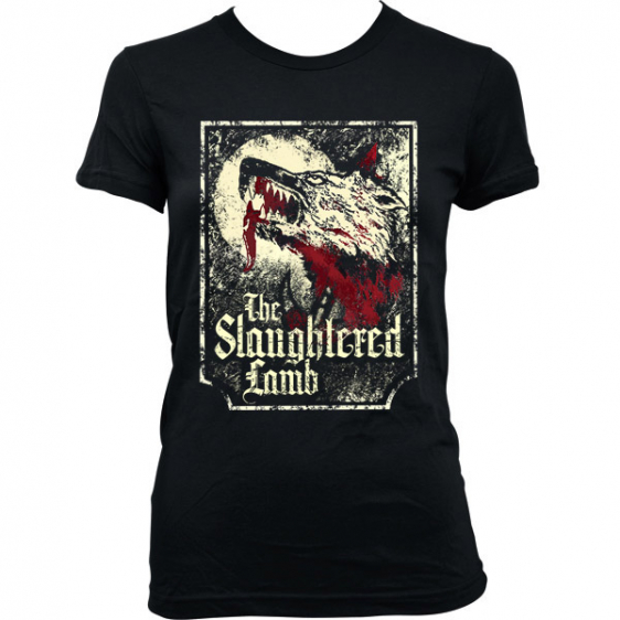 The Slaughtered Lamb 2