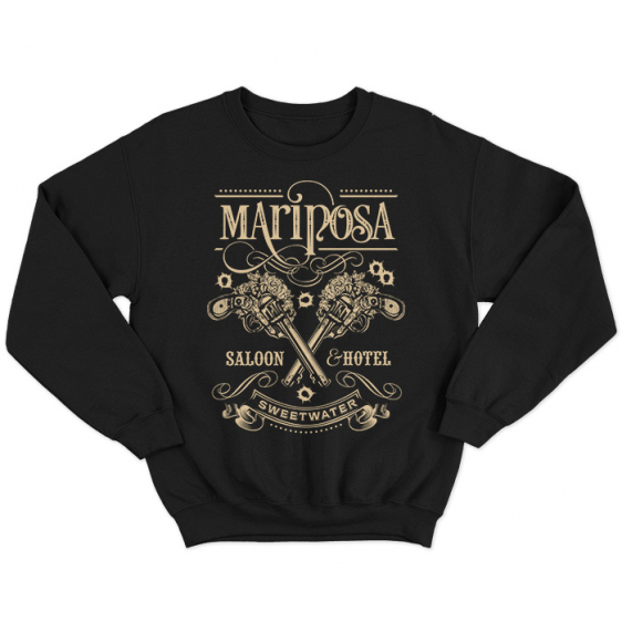 Mariposa Saloon 1
