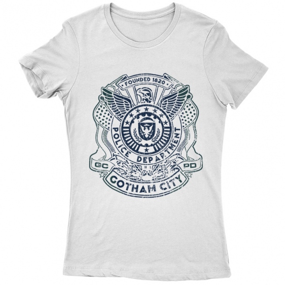 Gotham City Police Dept 1
