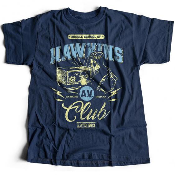 Hawkins AV Club 3