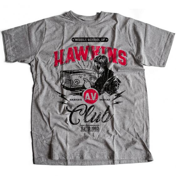 Hawkins AV Club 4