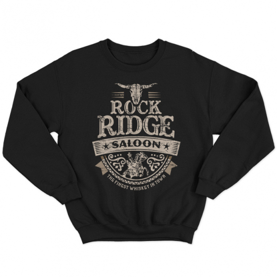 Rock Ridge Saloon 1