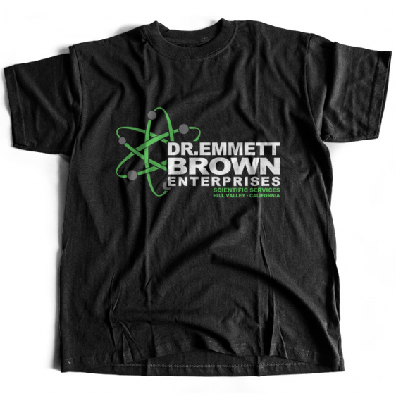 Dr Emmett Brown Enterprises 2