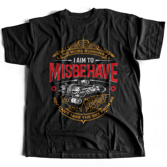 I Aim To Misbehave 2