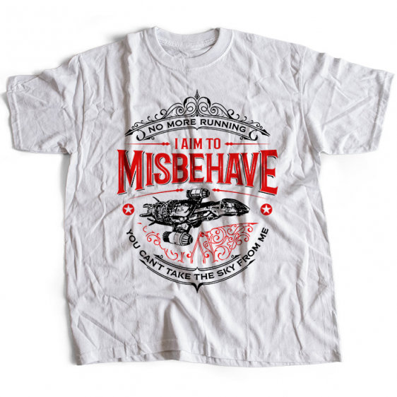 I Aim To Misbehave 3