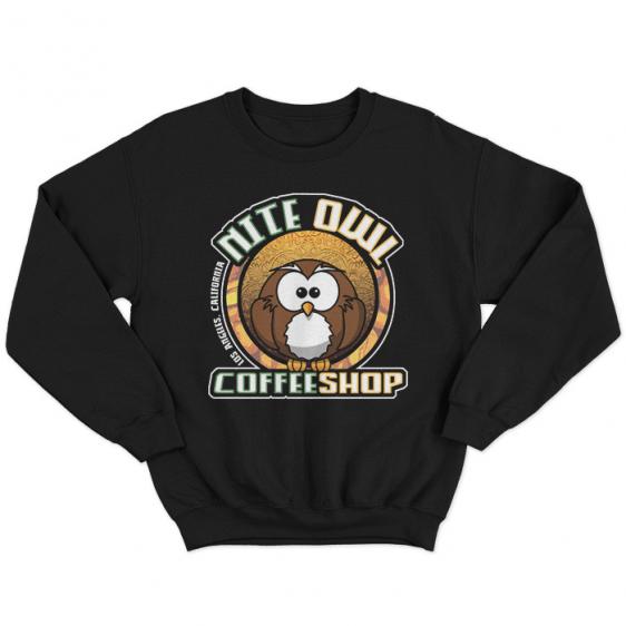 Nite Owl Coffee Shop 1