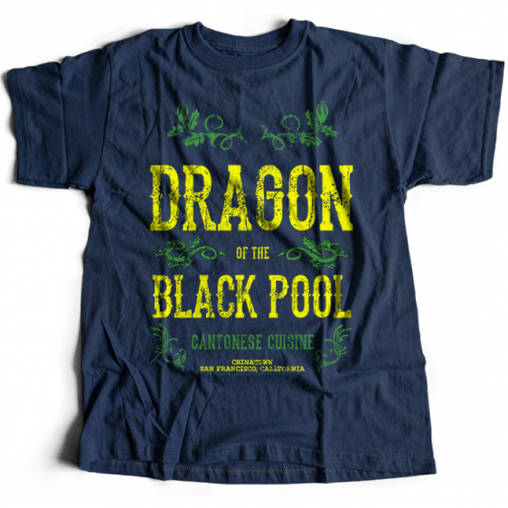 Dragon Of The Black Pool 3