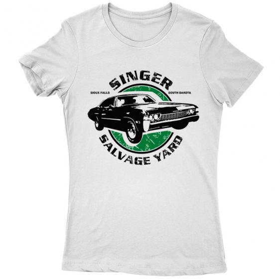 Singer Salvage Auto Yard 2