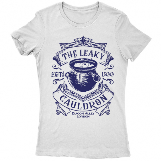 The Leaky Cauldron 2