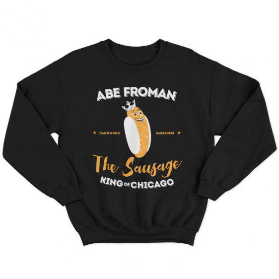 Abe Froman 1