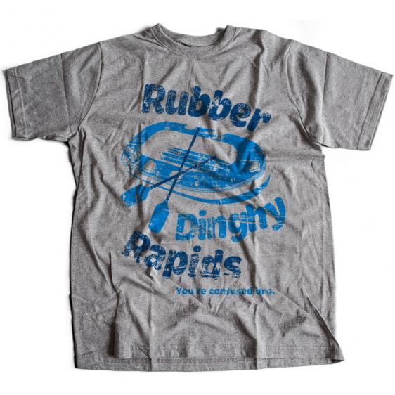 Rubber Dinghy Rapids 3