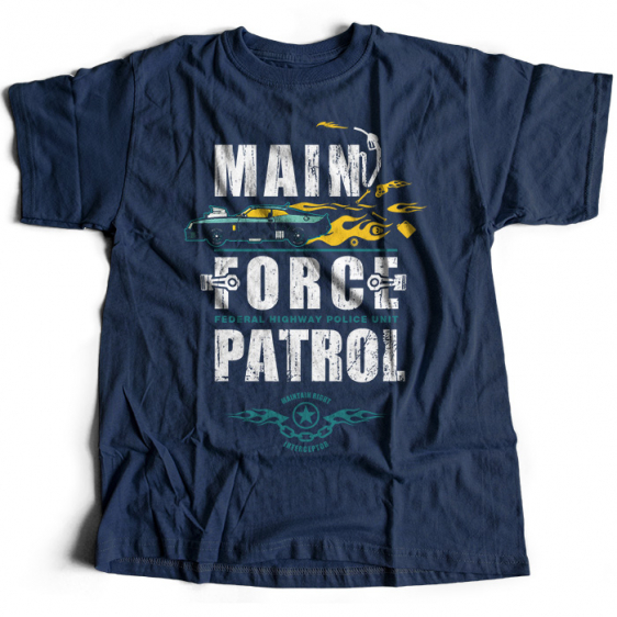 MFP Main Force Patrol 4