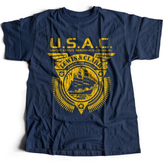 USAC Lewis & Clark 4