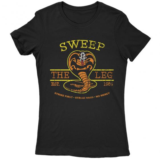 Sweep The Leg 2