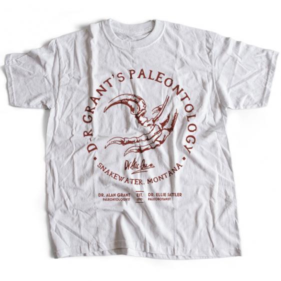 Dr. Grant's Paleontology 2