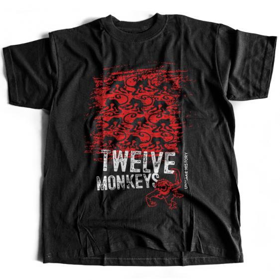 Twelve Monkeys 4