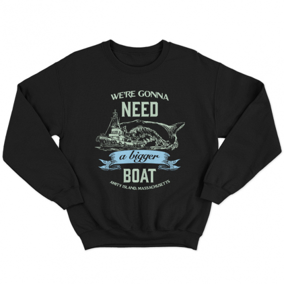 We're Gonna Need A Bigger Boat 1