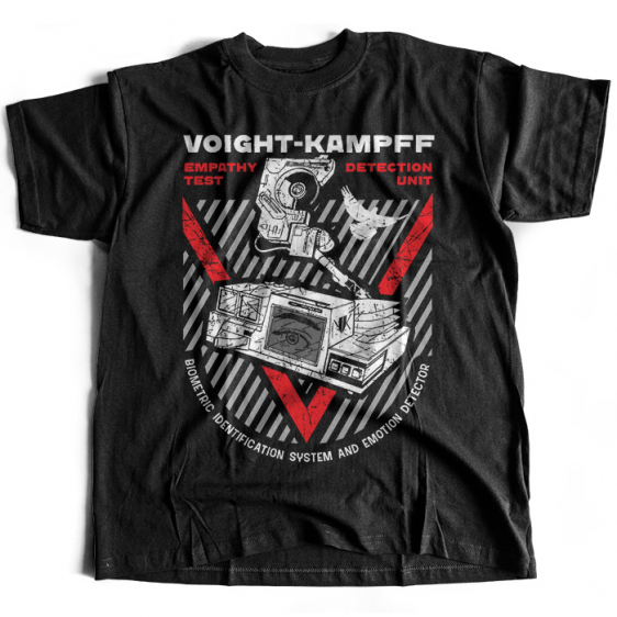 Voight-Kampff Empathy Test 1
