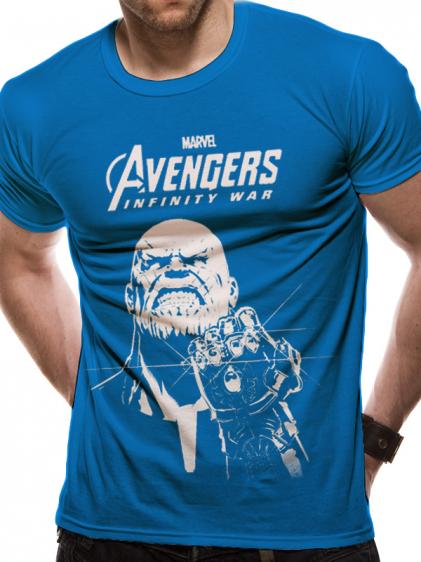 Blue Thanos - Avengers Infinity War 1