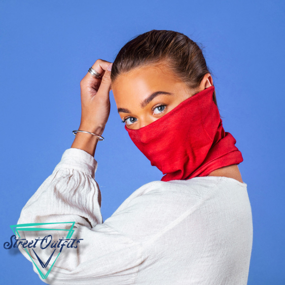 Street Outfits - Antiviral Snood 9