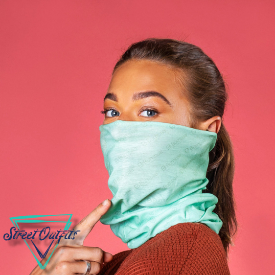 Street Outfits - Antiviral Snood 7