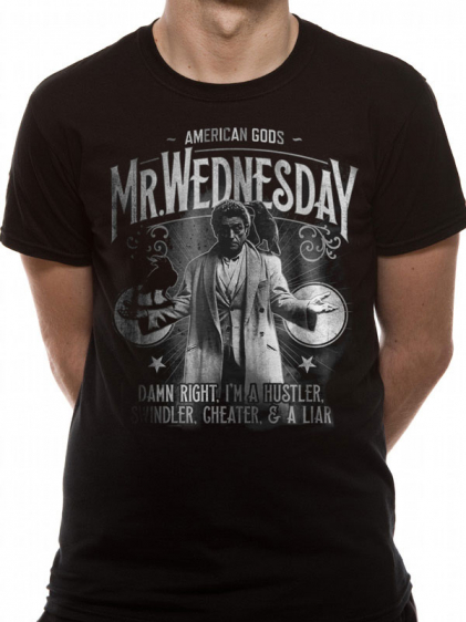 Mr Wednesday - American Gods 1
