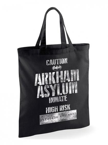Arkham Asylum - Batman -  1
