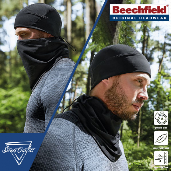 Street Outfits - Neck Warmer 1
