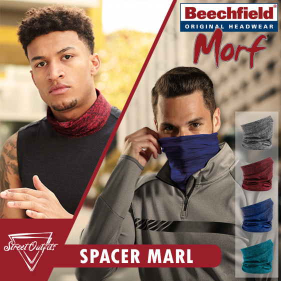 Street Outfits - Spacer Marl Snood 1