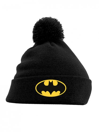Logo - Batman - Pom Pom 1