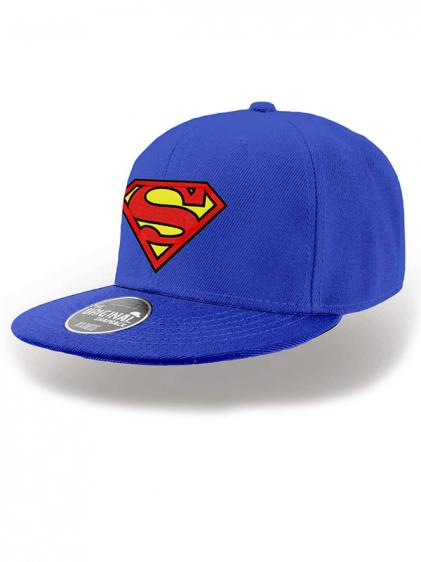 Logo - Superman - Snapback Cap 1