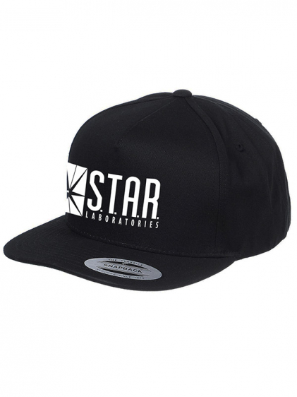 STAR Labs - The Flash - Snapback Cap 1