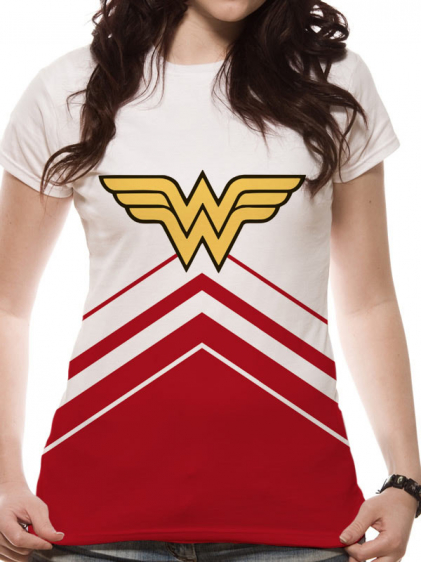 Logo - Wonder Woman 1