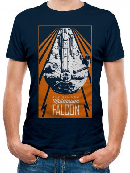 Millennium Falcon - Star Wars 1