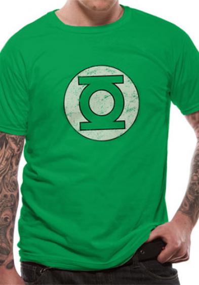 Logo - Green Lantern 1