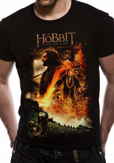 Desolation Of Smaug - The Hobbit 1